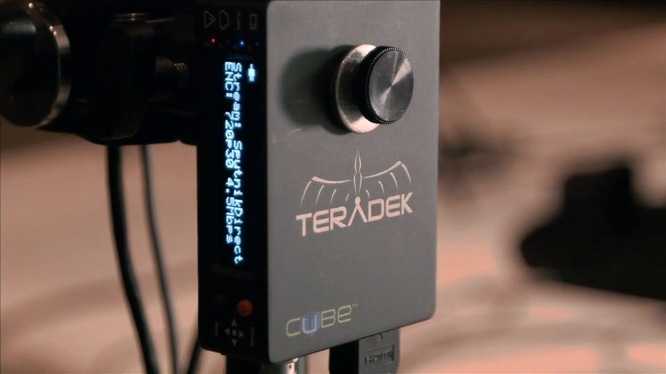 The Contemporary Music Center – Teradek Cube for On-Stage Hologram