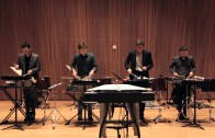 Part and Parcel by Thomas Kotcheff performed by Sandbox Percussion